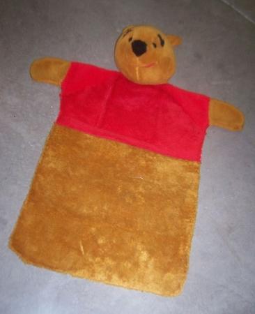 Vintage Classic Winnie The Pooh Bear Rug