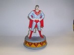 Superman Porcelain Musical