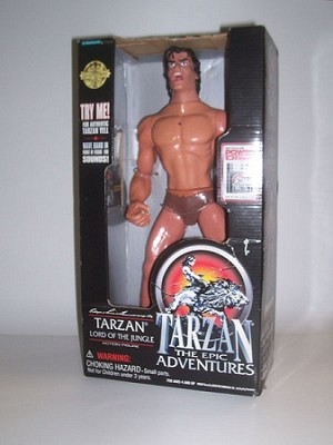 The War Cry Tarzan