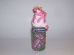 The Pink Panther figural shampoo container