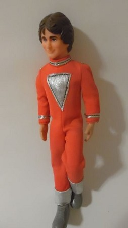 Mattel Robin Williams Mork Doll