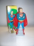 Superman Avon container with Box and Cape