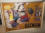 Batman Batcave playset from ToyBiz 1989