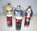 Rare Animated Batman Avon Set