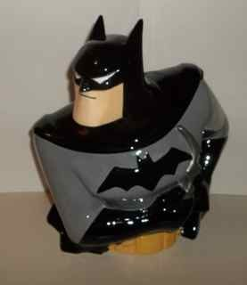 Warner Brothers Vintage Batman Cookie Jar