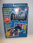 Batman Paint by Number