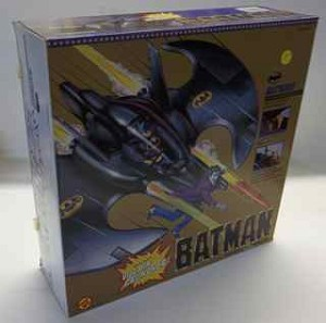 Vintage Batman's Bat Plane