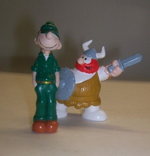 Beetle Bailey and Hagar