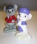 The Rescuers,  Bernard and Bianca