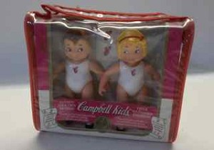 Campbelll Soup Kids in plastic kit