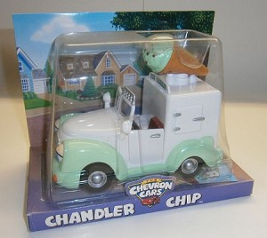 Chevron Chandler Chip Ice Cream truck