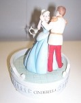 Cinderalla and Prince Charming Dancing Musical
