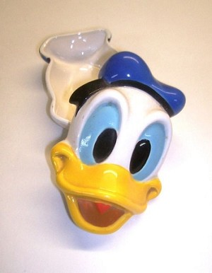 Donald Duck trinket box