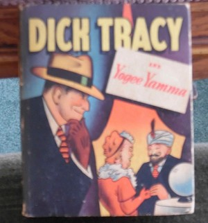 BLB  #1412 - Dick Tracy and Yogee Yamma