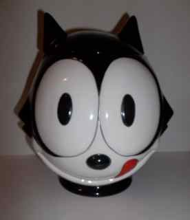 Imported vintage Felix the Cat cookie jar