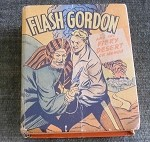BLB #1447 Flash Gordon and the Fiery Desert of Mongo