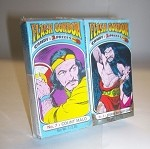Flash Gordon Candy containers