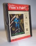 Flash Gordon Paint 'n Foil Set