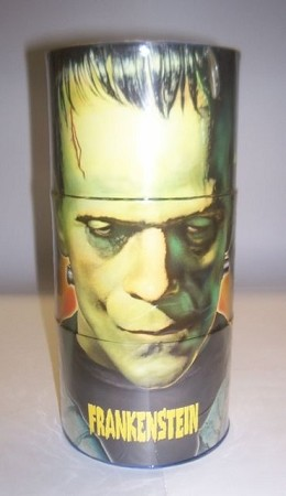 Frankenstein candy container