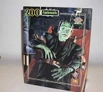Frankenstein Puzzle from Universal's Boris Karloff Monster Film