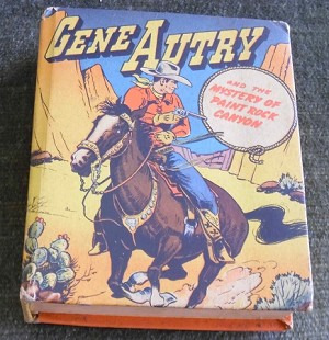 BLB #1425 Gene Autry and the Mystery of Paint Rock