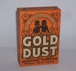 Gold Dust washing powder