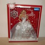 Holiday 2013 Barbie Doll Exclusive with ornament