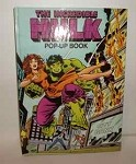 The Incredible Hulk Pop-Up book