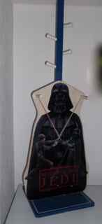 Vintage Star Wars ROTJ Darth Vader Clothes Rack