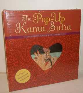 kama sutra pop up book. Black Bedroom Furniture Sets. Home Design Ideas