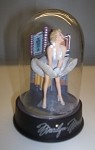 Marilyn Monroe Dome with talking figure