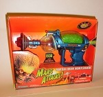 Mars Attacks Disintregrator Ray Gun