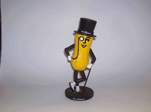 Mr Peanut bank