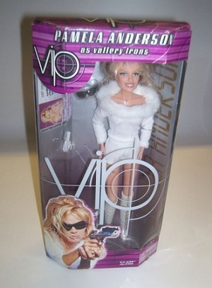 Pamela Anderson Doll as Vallery Irons