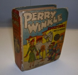 Better Little Books - Perry Winkle and the Rinkeydinks Get a Horse