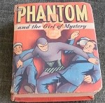 BLB # 1466 - The Phantom and the Girl of Mystery