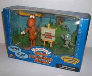 The Adventures of Rocky and Bullwinkle and Friends, Ltd ed Collectors Series