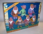 Disney Seven Dwarfs Set