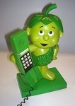 Green Giant Sprout Phone