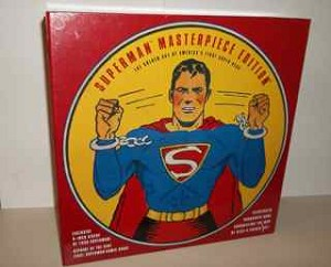Superman Masterpiece Edition Boxed Set