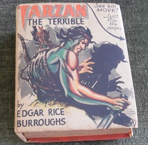 BLB  1453 - Tarzan The Terrible