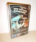 Earth vs. the Flying Saucers Model Kit