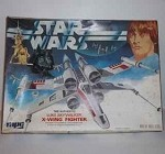 MPC Star Wars Vintage model of the X-Wing Fighter