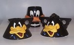Daffy Duck Breakfast set