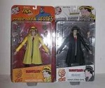 Rare Dick Tracy and The Blank figural set