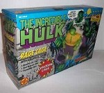 Incredible Hulk Rage Cage, 1991 MIB