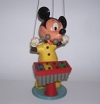 Mickey on a String - Puppet