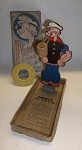 Vintage Popeye PipeToss Game