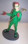 Jim Carrey as The Riddler Statue in Warner Brother's Batman and Robin