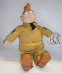 Beetle Bailey - Sargent Snorkel doll - dress uniform
